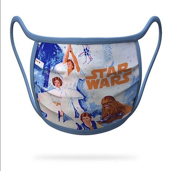 NWOT Star Wars Cloth Face Mask